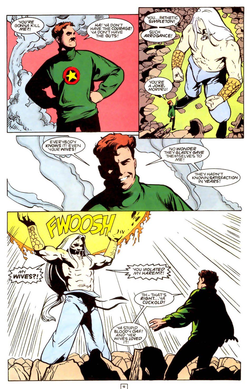 Legion of Super-Heroes (1989) 48 Page 4