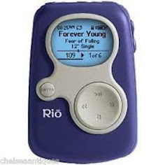 VİNTAGE MP3 PLAYER