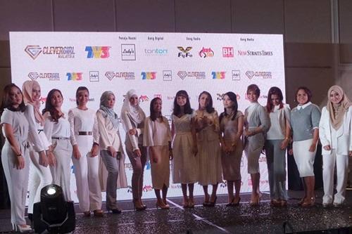 senarai 14 peserta clever girl malaysia tv3, nama peserta clever girl malaysia 2016, gambar peserta clever girl malaysia tv3