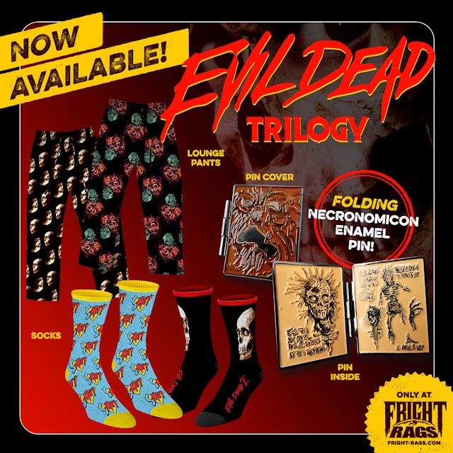 Evil dead fright-rags