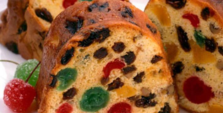 फ्रूट केक - पाककला | Fruit Cake - Recipe