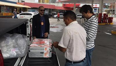 Operação coordenada pelo MP-Procon apreende produtos vencidos em comércios de João Pessoa
