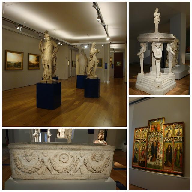 Galeria Sabauda e Museu Arqueológico - Turim
