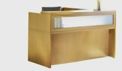 AT36LMA Aberdeen Reception Desk