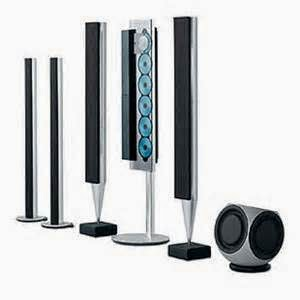 Speaker aktif  Dalam suatu speaker aktif, kata aktif biasanya merujuk pada komponen Crossover/ system.