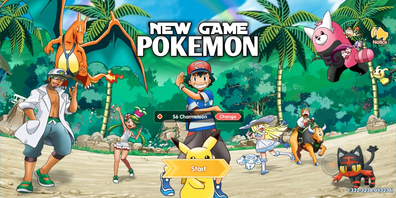 POKEMON New Game | Trainer Carnival | Android - PURE GAMING