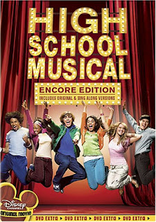 The High School Musical DVD is gay.