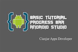 Cara Menerapkan ProgressBar pada Android Studio