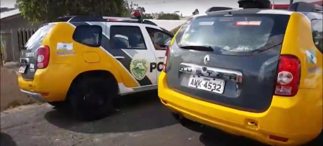 Policia Militar realiza mega operação para coibir a crimes em Colombo