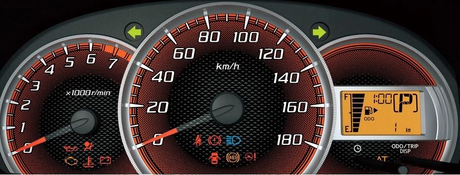 Lampu Indikator Grand New Avanza All Yaris Trd Sportivo 2014 Aktifkan Speedometer Autodifi