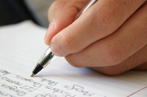 An analysis of the importance of writing to better understand another person