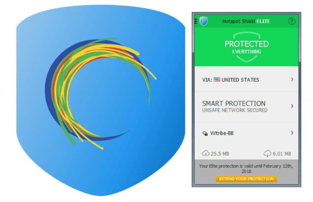 hotspot shield android new version