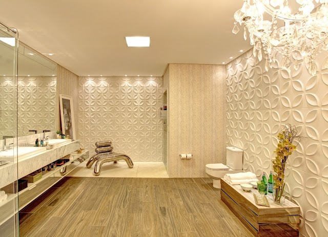 Construindo minha casa clean duvida da leitora dicas de for Badezimmer 4 x 2