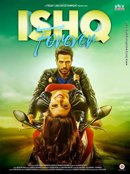Ishq Forever (2016) Movie Poster No. 2