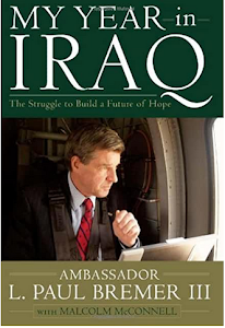 MUSINGS ON IRAQ BOOK AND MOVIE REVIEWS