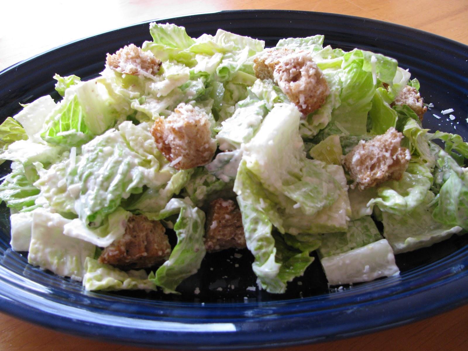 Caesar Salad Recipes Dishmaps
