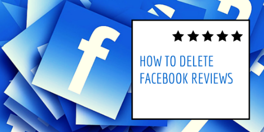 How To Delete A Review On Facebook