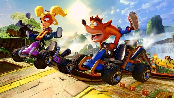 بالفيديو إستعراض نظام التخصيص في لعبة Crash Team Racing Nitro-Fueled بشكل شامل ، لنشاهد..