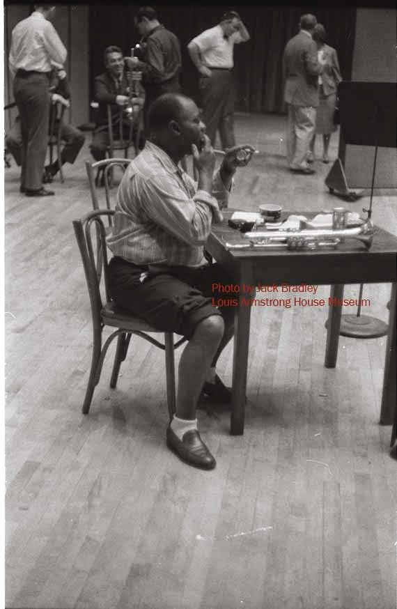 Awe Inspiring The Wonderful World Of Louis Armstrong May 2015 Pabps2019 Chair Design Images Pabps2019Com