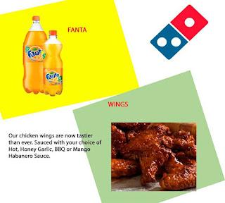 Fanta, Wings