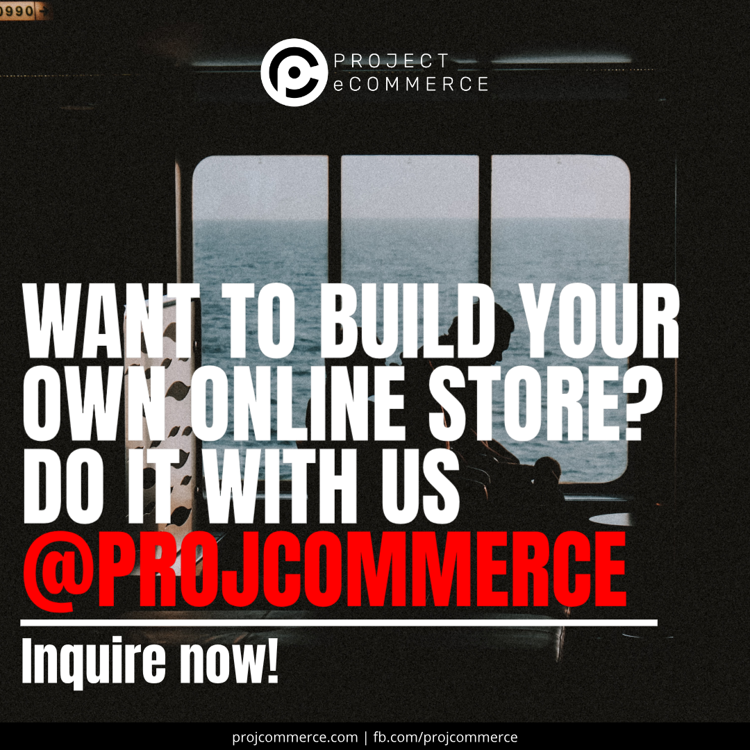 WANNA START AN ONLINE STORE?
