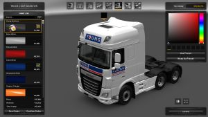 DAF Euro 6 Young Brothers Skin