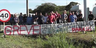 Sem Caminhoneiro o Brasil Avança - Blog do Asno