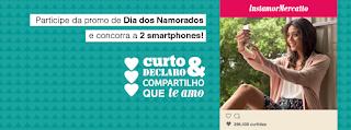 Promoção #Instaamor Mercatto - Dia Dos Namorados