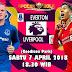 Agen Bola Terpercaya - Prediksi Everton vs Liverpool 7 April 2018
