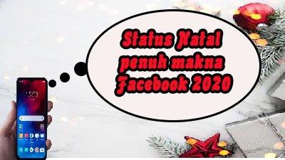 Status Natal penuh makna Facebook 2020