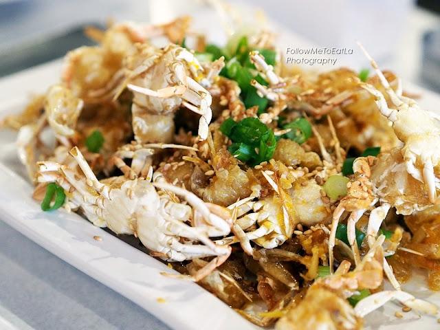 Kai's Plato Seafood Restaurant Sandy Crab