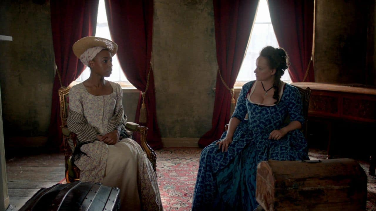 Chaos is a Ladder: A Look at Margaret Wells & Harriet Lennox of Hulu's 'Harlots'