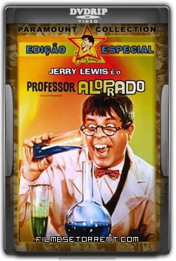 O Professor Aloprado Torrent DVDRip Dublado 1963