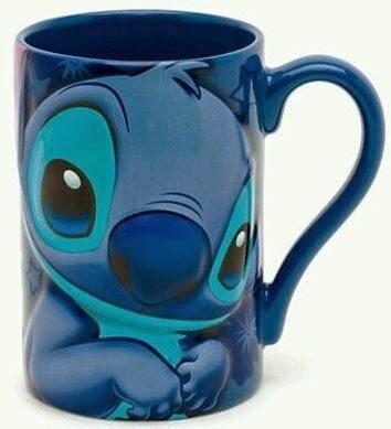 Lilo and Stitch Round Mug
