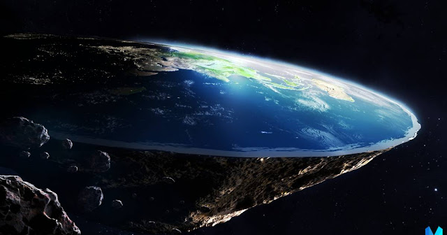 What is the shape of the earth?
