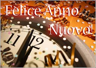 Buon Anno Happy New Year