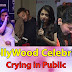 7 Bollywood Stars Who Cried In Public