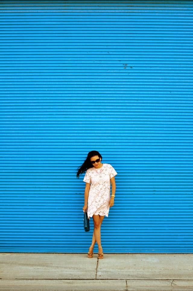 BCBG Lace Dress