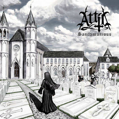 "Attic - Dark Hosanna (video) from the album ""Sanctimonious"""