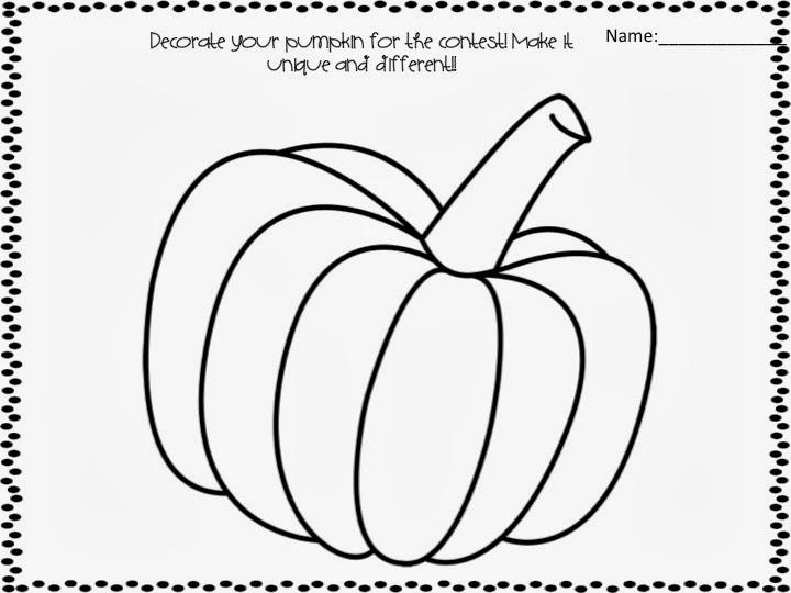 The Teacher's Treasure Chest: Fall Book Activities Blog Hop