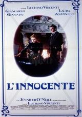 """Carátula del DVD: """"El inocente"""""""