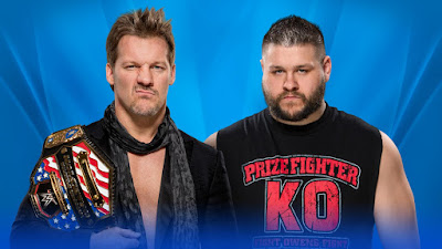 United States Champion Chris Jericho vs. Kevin Owens