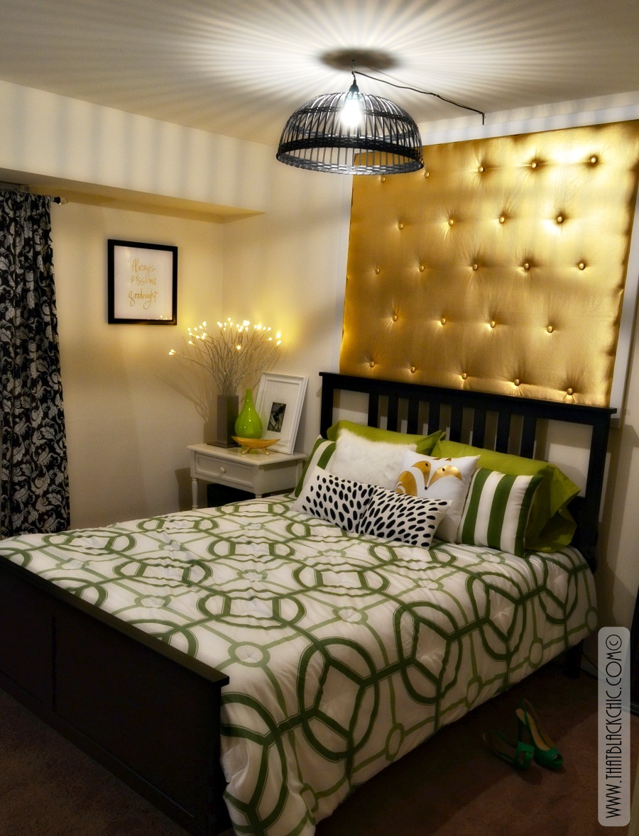How long does it take to decorate a bedroom [DIY Interior ...
