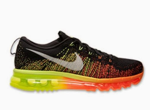 new style 5a0ab 52e19 The Nike Flyknit Air Max Sneaker is Available Now for 225 bucks with Free  Shipping HERE! Peep More Images After the jump.