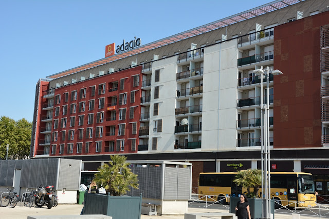 Nimes Adagio hotel
