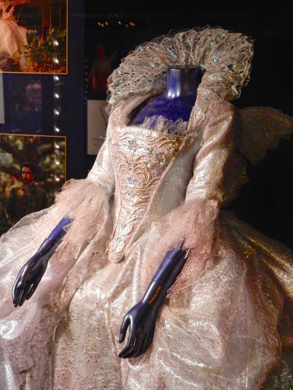 Fairy Godmother Cinderella movie costume detail