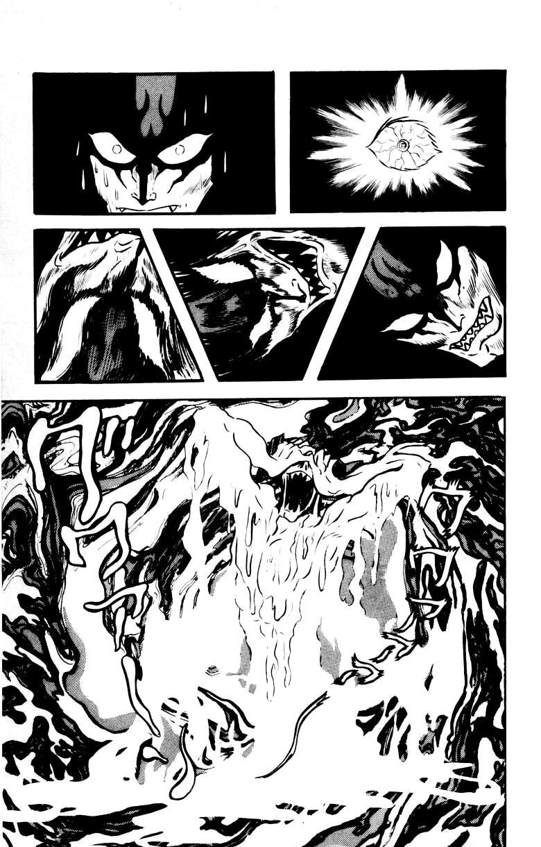 DevilMan chapter 18 trang 34