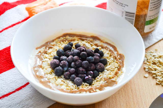 recette - petit déjeuner - petit déjeuner équilibré