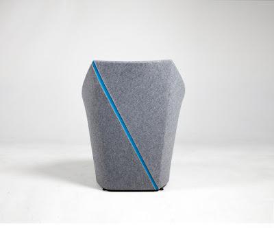 كرسي قابل للطي، كرسي ذكي، كرسي ورق، كرسي حديث، كرسي جديد،