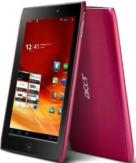 Cara Hard reset ACER A101 Iconia Tab lupa pola / password